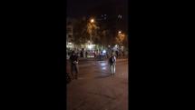Protesty v Chille
