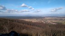 Z hradu Korlátka