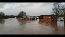 Worcester povodne 2
