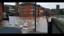 Worcester  povodne 5