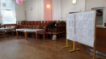 Voľby v Novej Bani