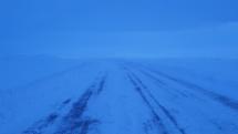 Island - Skalafell ski area