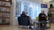 Stretnutie so spisovateľkou Mariannou Čengel Solčanskou