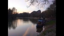 Bratislava - Karlová Ves, pri Karloveskom ramene
