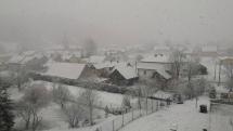 Aktívne sneženie Ružbachy