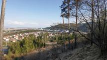 Dnešný pohľad na mesto Svit