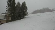 Sneženie 30.3.2020