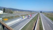 Obmedzenie pohybu v obci Sliač