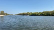 sútok riek Váh a Dunaj