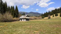 Chamkova stodola stále stojí