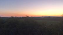 západ slnka vo Veľkom Bieli