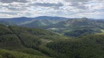 Výhľad zo Sivca