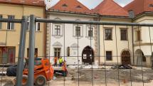 Rekonštrukcia námestia