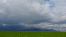 oblačnosť v okolí Tatier