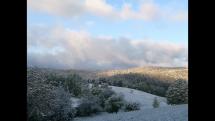 Sneh - Kašperské hory