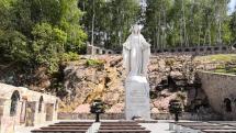 Skalné sanktuárium - Hora Budkov