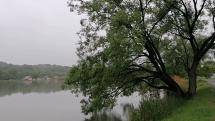 Jazero v Stropkove