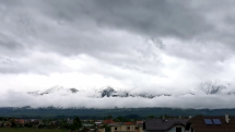 Batizovce - Tatry časozberné video