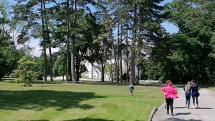 Budmerický kaštieľ a park