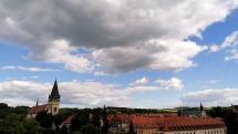 Zrýchlené video z Bardejova