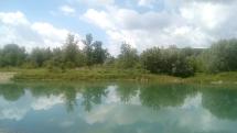 Považská Teplá, rybníky