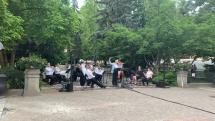 Promenadný koncert v Košiciach