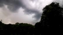 Búrka nad Chvojnicou