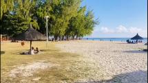ilustračné - otvorenie plazi na mauriciu