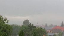 V Plechoticiach opäť prší