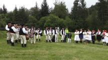 Folklórny súbor Bystrica a Jánska vatra