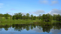 Štrba - rybník