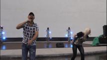 Koncert skupiny Maduar - amfiteáter Košice