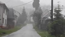 Letna búrka