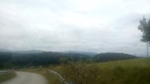 Považská Bystrica,nad diaľnicou