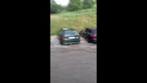 Povodeň Korytarky