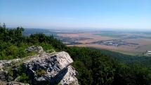 Pohľad z Havranej skaly