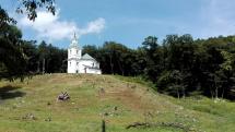Rotunda sv. Juraja - Nitrianska Blatnica
