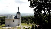 Rotunda sv. Juraja - Nitrianska Blatnica a Súsošie Ukrižovania
