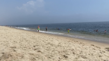 Sandy Hook Beach New Jersey