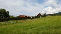 Nízke Tatry v pozadí Brezno