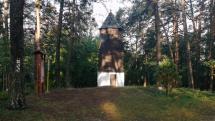 Zvonička pod Hájom v Novej Bani