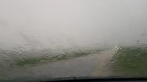 Búrka v Brezne