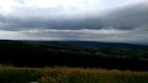 Z vrchu Somár v Malých Karpatoch