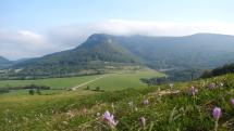 Strážovské vrchy dopoledne