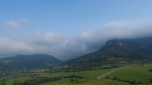 Časosber oblačnosti, Strážovské vrchy