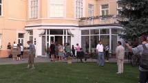 Vernisáž medzinárodnej výstavy ANTROPORARY v Trnave