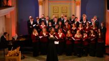 Koncert Univerzitného zboru Katolíckej univerzity v Ružomberku