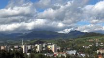 Oblaky Dolný Kubín