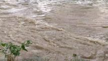 Povodňová aktivita v Rajeckej dol.