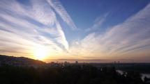 Bratislava ráno
